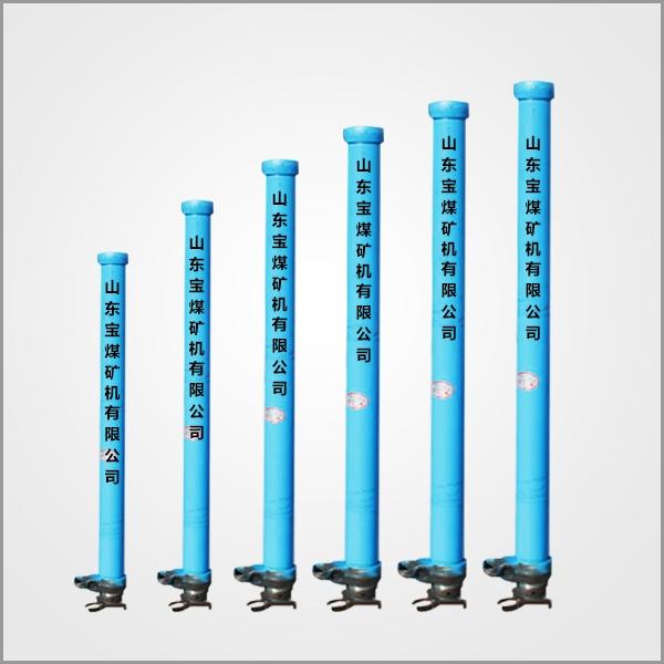 DW/100X悬浮式单体液压支柱