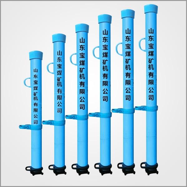 DW/110X悬浮式单体液压支柱